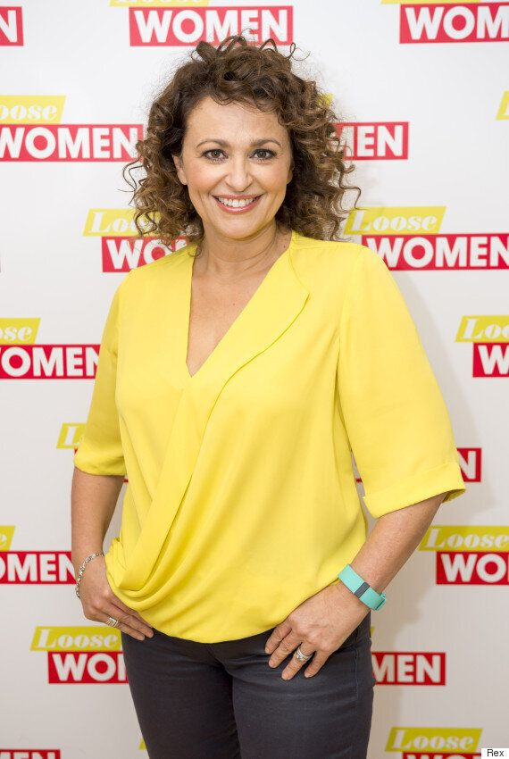 Loose Women's Nadia Sawalha Reveals She Attends Overeaters Anonymous For Binge Eating