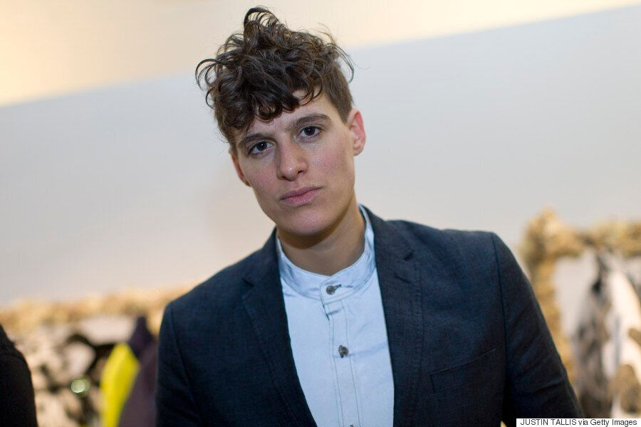 London Fashion Week, Rain Dove, The Badass Model Who Is Going To Change The