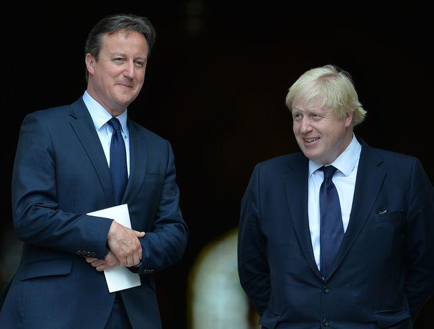 Brexit A 'Glorified Cockfight' Between Boris And Cameron, Says
