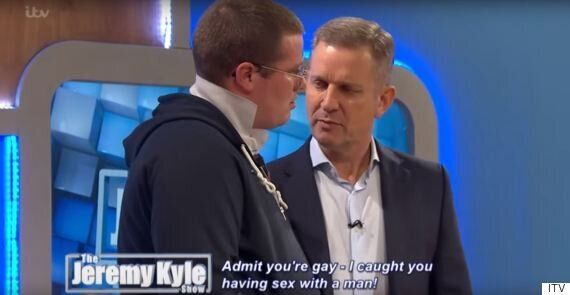 Jeremy Kyle Squares Up To Show Guest Who Mocks His Divorce From Wife Carla
