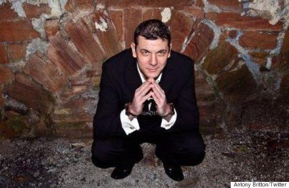 Antony Britton 'Almost Dies' During Buried Alive Escape Stunt In Slaithwaite