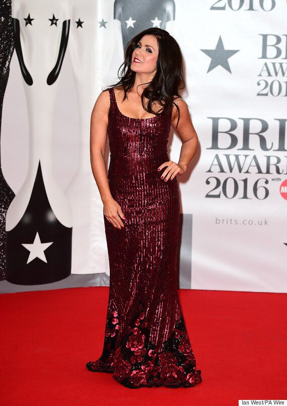 Brit Awards 2016: Susanna Reid Takes Inspiration From Jessica Rabbit, Dazzling On The Red