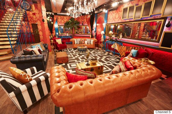 'Celebrity Big Brother' 2016: First Look At The House's Vaudeville-Themed Makeover
