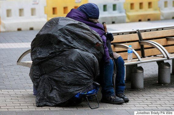 Mental Health Cuts Contributing To Rise In Mentally Ill Rough Sleepers, St Mungo's