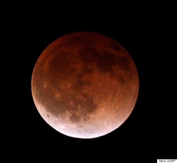 Blood Moon To Coincide With Asteroid Apocalypse On 28