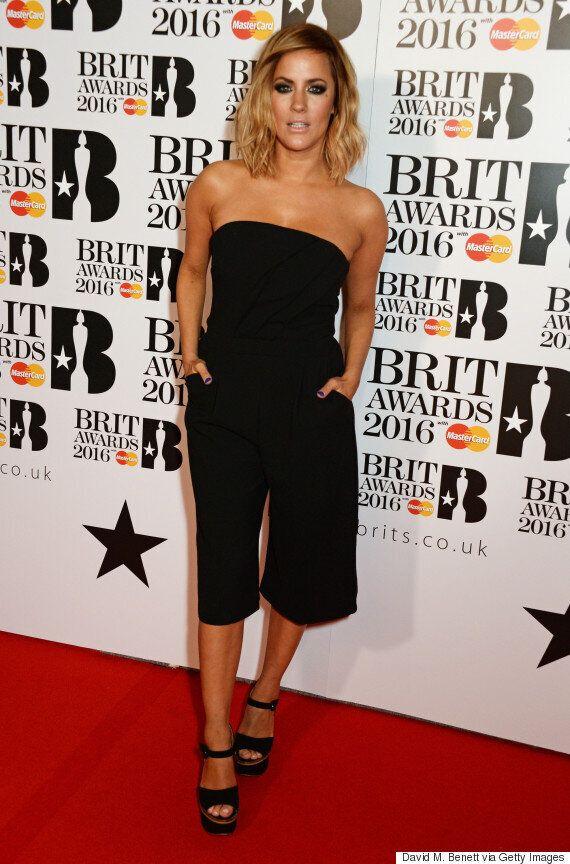 Brits Awards 2016: Cheryl Fernandez-Versini Looks All Sorts Of Amazing On Brits Red Carpet
