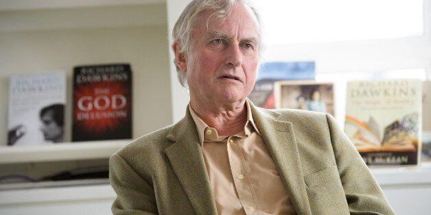 Professor Richard Dawkins, ethologist, evolutionary biologist and author of books including The God Delusion...