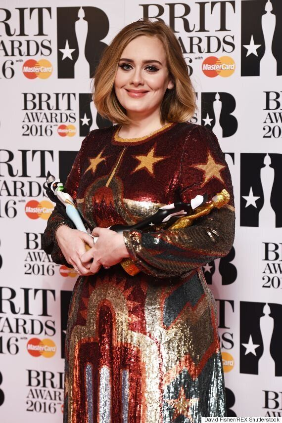 Brit Awards 2016 Winners List: Adele Leads This Year's Winning