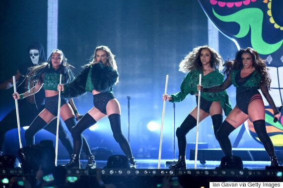 Brit Awards 2016: Little Mix Perform 'Black Magic' And We Are In Total Awe Of Them