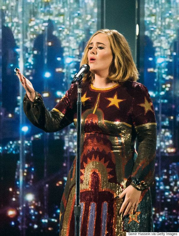 Brit Awards 2016: Adele Performs 'When We Were Young' And, Yes, It Was