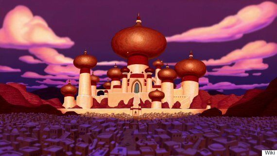 Republican Voters Want To Carpet Bomb Agrabah, The Fictional Kingdom In Disney's
