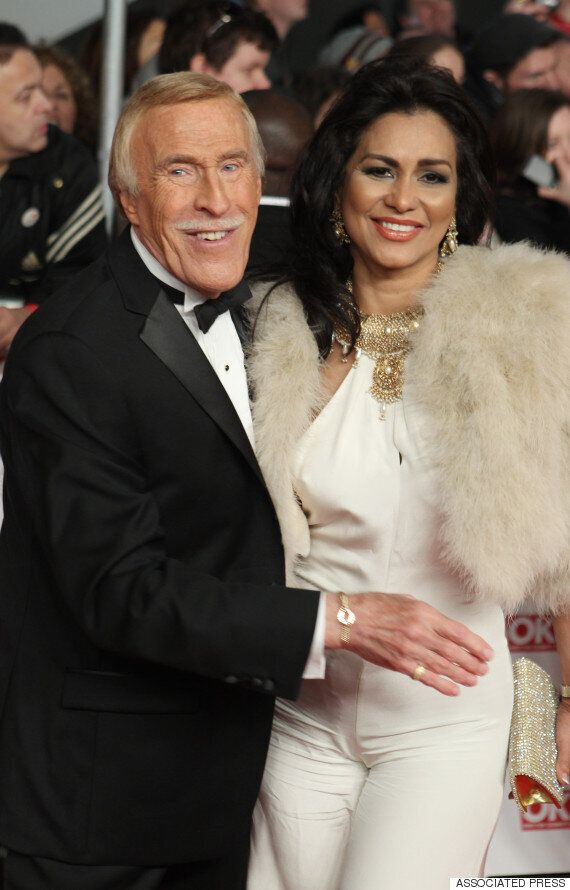 Bruce Forsyth's Wife Wilnelia Admits Fears Over Presenter's Health Following Recent Fall: 'I Thought...
