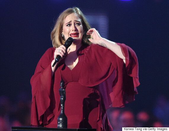 Brits Awards 2016: Adele Censored During Acceptance Speech, But ITV Forget To Bleep Her Actually