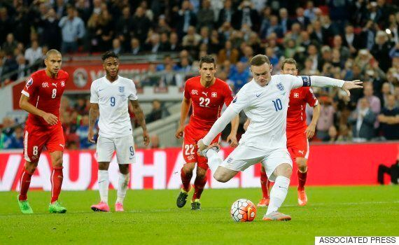 Wayne Rooney Becomes England's All-Time Leading Goal Scorer With 50th Against Switzerland At