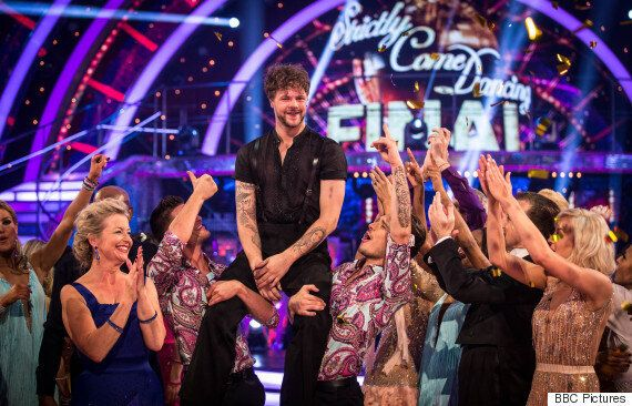 'Strictly Come Dancing' Final Ratings Figures Eclipse Last Week's 'X Factor' Final