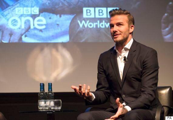 David Beckham Warns Tyson Fury,