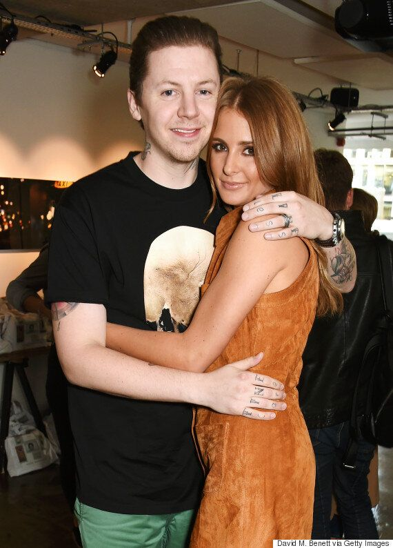 Professor Green And Millie Mackintosh Attended Joint Therapy Sessions To Work On Relationship, Rapper
