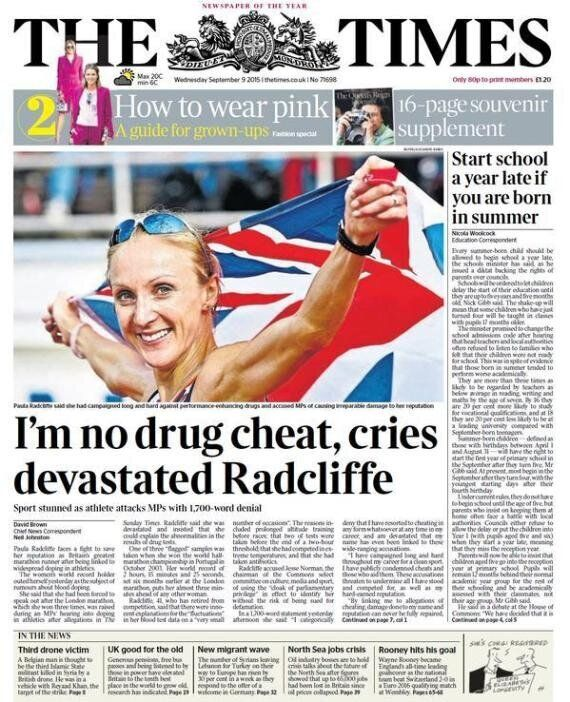 Jesse Norman's 'Paula Radcliffe' Doping Questions Lambasted By Twitter Users After Car Crash Radio 4