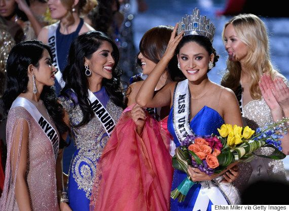 Miss Universe 2015 Final Marred By Host Steve Harvey Crowning Wrong