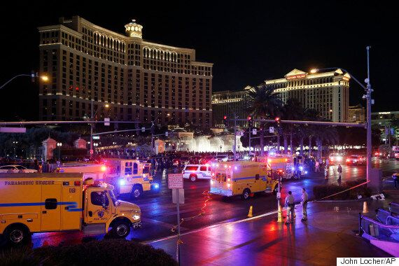 Las Vegas Crash Driver 'Intentionally' Swerved Into Crowd, Killing One And Injuring More Than