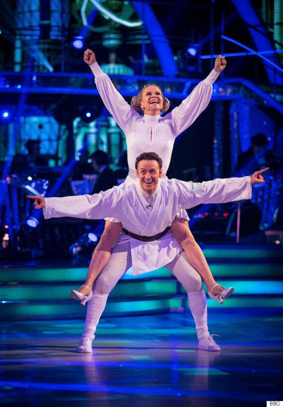 'Strictly Come Dancing' Judge Darcey Bussell Claims Kellie Bright Should Have Won Over Jay