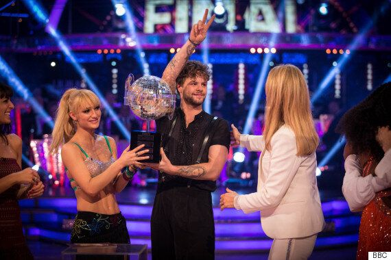 'Strictly Come Dancing' Winner Jay McGuiness 'Set To Make £1m' After Triumph In