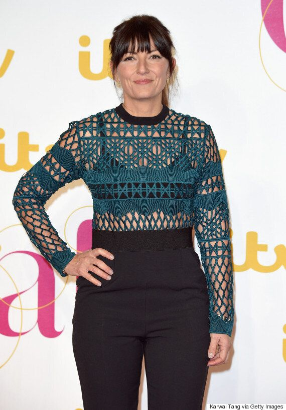 'The Jump' Host Davina McCall 'Forced To Move Hotels' Due To Rowdy
