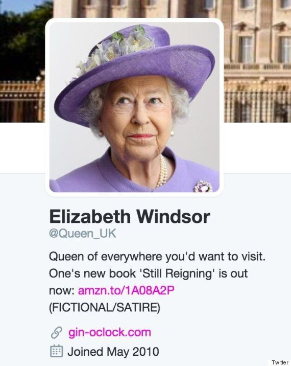 Britain First Falls For Spoof Queen Twitter