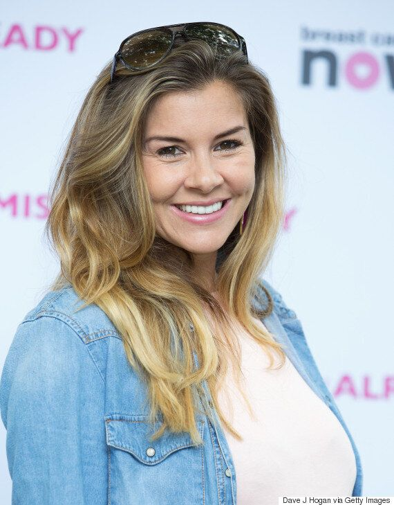 Imogen Thomas Heartbroken After Father Dies From Cancer, Just A Month After She Gave Birth To Second