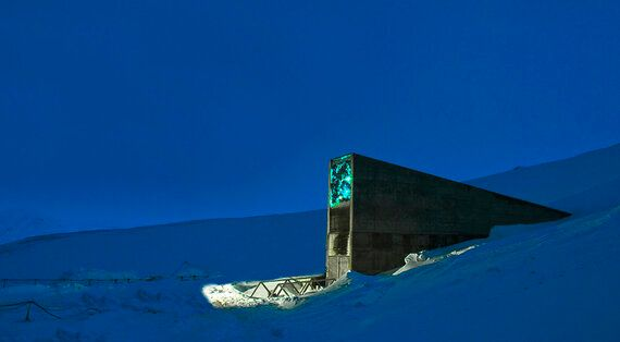Svalbard Global Seed Vault: Inspiring Interview With the Global Crop Diversity