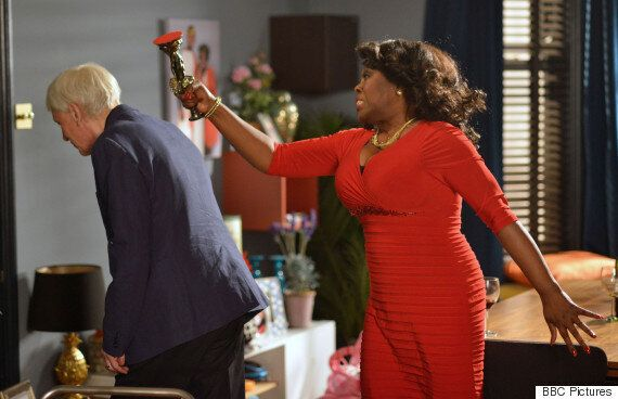 'EastEnders' Spoiler: Claudette To KILL Gavin? Mother's Day Fight Sees Vincent's Mother Get