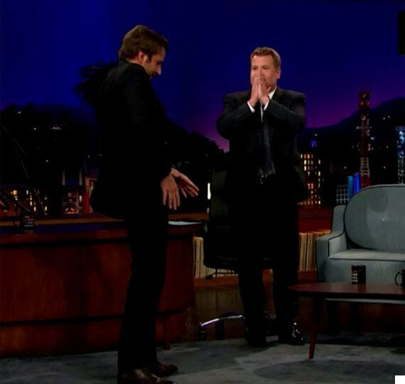 Bradley Cooper Just Showed Off His Body Popping Skills On James Corden's Show And We're Seriously Impressed