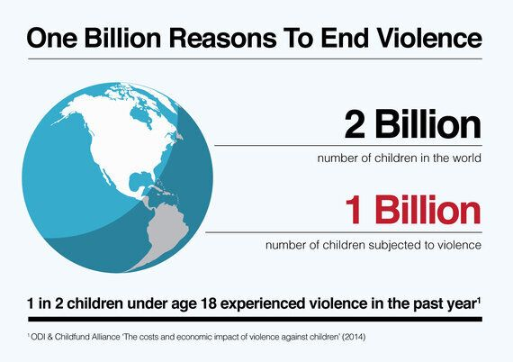 One Billion Reasons to End Violence Against