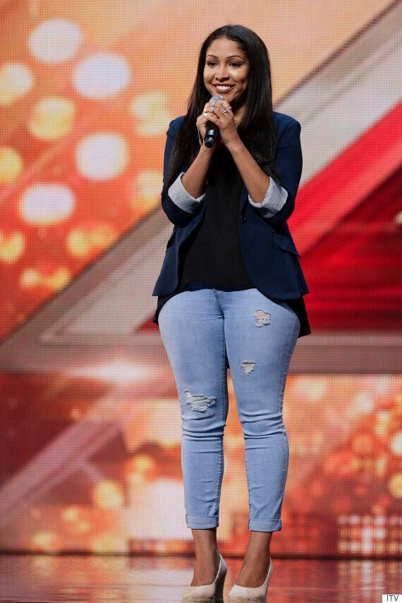 'X Factor' Contestant Shianne Phillips Claims Audition Was Fixed: 'They Edited It To Make It Look Entirely...
