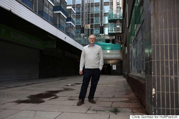 Jeremy Corbyn Unveils Plans To Tackle Britain's Housing Crisis, With Rent Caps, More Council Homes And...