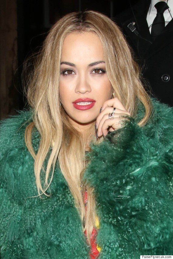 Rita Ora Ramps Up Security At £1.3m London Home Following
