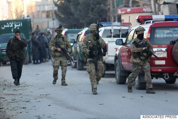 British Troops Return To Helmand As Taliban 'Takes Back' Pivotal Town Of