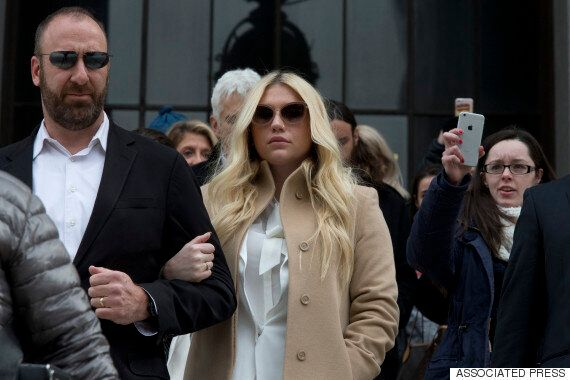 Sony Break Silence On Kesha's Legal Dispute, Insisting They Can't Free Her From Dr Luke