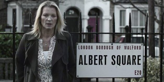 'EastEnders': 'Kathy's Back' Trailer Sees Gillian Taylforth Learning To Speak Backwards, And It's All...