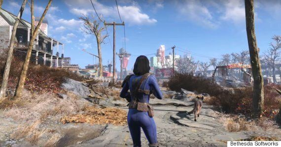 Man Sues Bethesda After Fallout 4 'Addiction' Cost Him His Wife And
