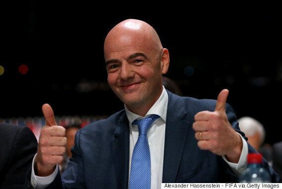 Fifa's New President Named As Gianni Infantino, UEFA General Secretary, Who Vows To 'Bring Football Back'...