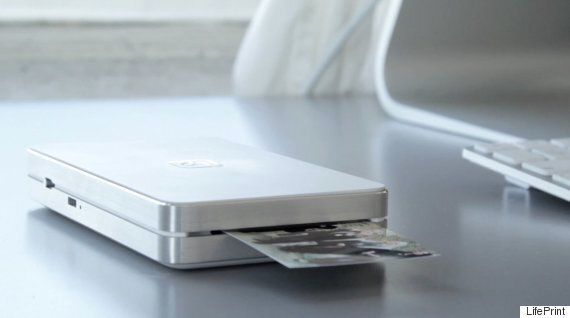 LifePrint Is A Portable Printer That Puts A Modern Twist On The Classic