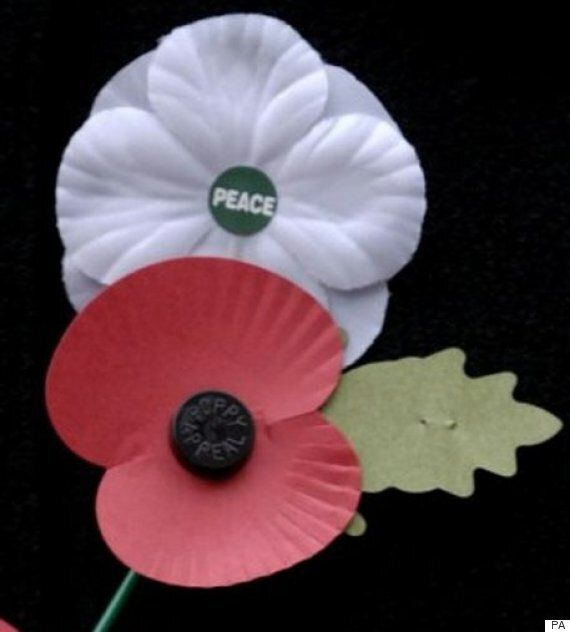 Jeremy Corbyn Sparks Debate Over Wearing A White Poppy At The Cenotaph For Remembrance