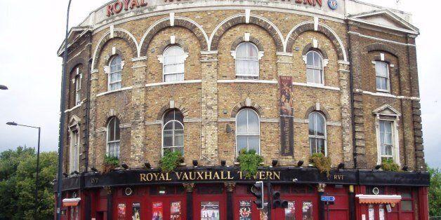 London Gay Pub, The Royal Vauxhall Tavern, Is Given Grade II