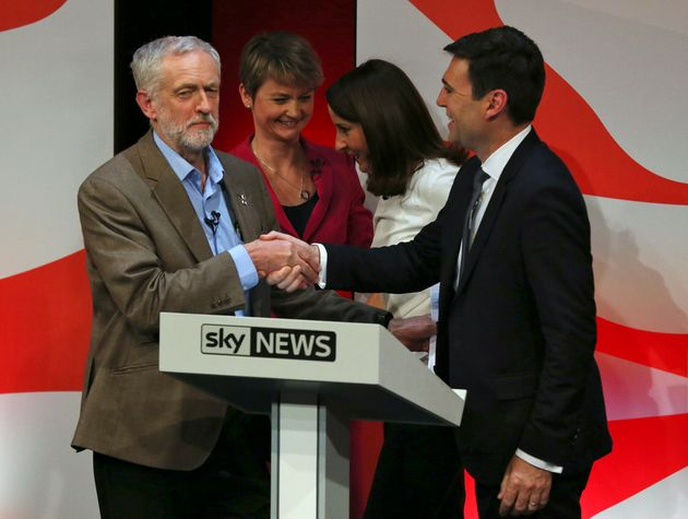 Andy Burnham Campaign Warns Of 'Dire Consequences' For Labour Should Jeremy Corbyn Win