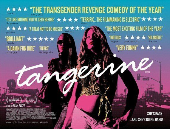 Imagine a World Where Tangerine Was Up for an