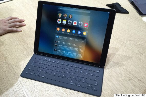 Apple iPad Pro Preview: MacBook Air, What MacBook