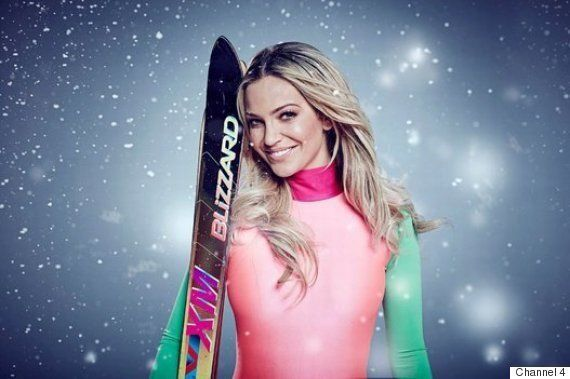 'The Jump': Sarah Harding Becomes Sixth Celebrity To Leave Due To