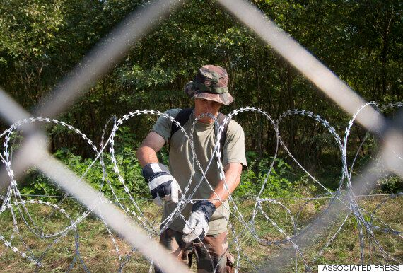 Refugee Crisis: Hungarian Army Could Be Sent In To Stop People Crossing Border With