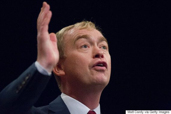 Tim Farron Says Staying In The European Union Is A 'No
